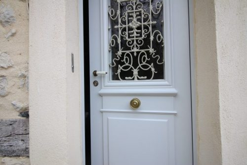 Création porte type ancienne