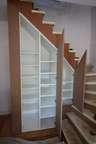 Escalier agencé