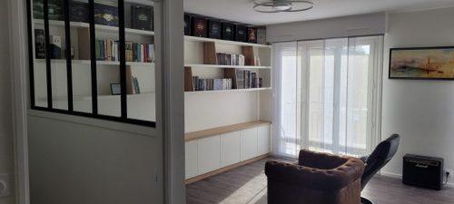 Bureau bibliothèque